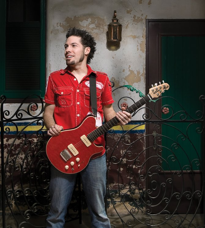 Blues guitarist and singer Hamilton Loomis plays at The Tugboat Grill & Pub on Wednesday and Thursday. The shows start at 9 p.m. and tickets are $5 at the door.