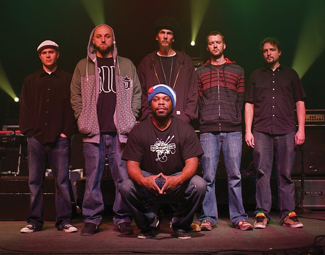 Reggae outfit DubSkin plays at Ghost Ranch Saloon this weekend, opening for Euforquestra tonight and headlining a hair of the dog party Saturday.
