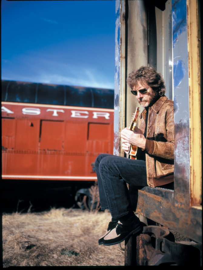 "Sam Bush will play ""newgrass"" at at 3 p.m. March 4 as part of the Bud Light Rocks the Boat free concert series at the base of Steamboat Ski Area."