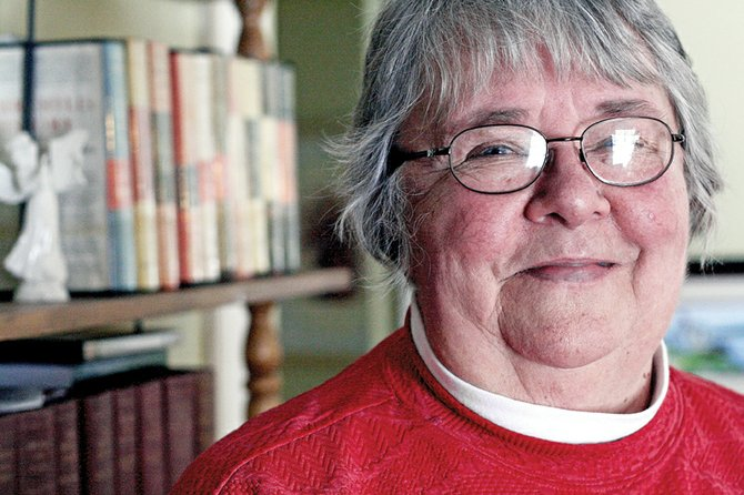 Jo Ann Baxter, president of the Moffat County School Board, reflects on the past year in the Moffat County School District and looks toward goals in 2011.