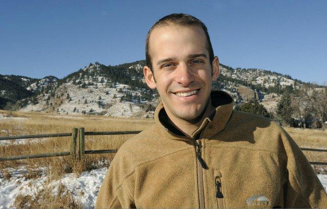 Meteorologist Joel Gratz, an avid skier and Boulder resident, has been predicting snowfall at Colorado ski resorts on his website www.coloradopowderforecast.com.