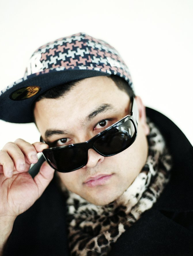 Hip-hop artist Lyrics Born will take the stage with a full band at 9:30 p.m. Monday at Old Town Pub. Tickets are $15.