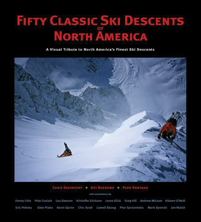"""Fifty Classic Ski Descents of North America"" is meant to inspire drool"