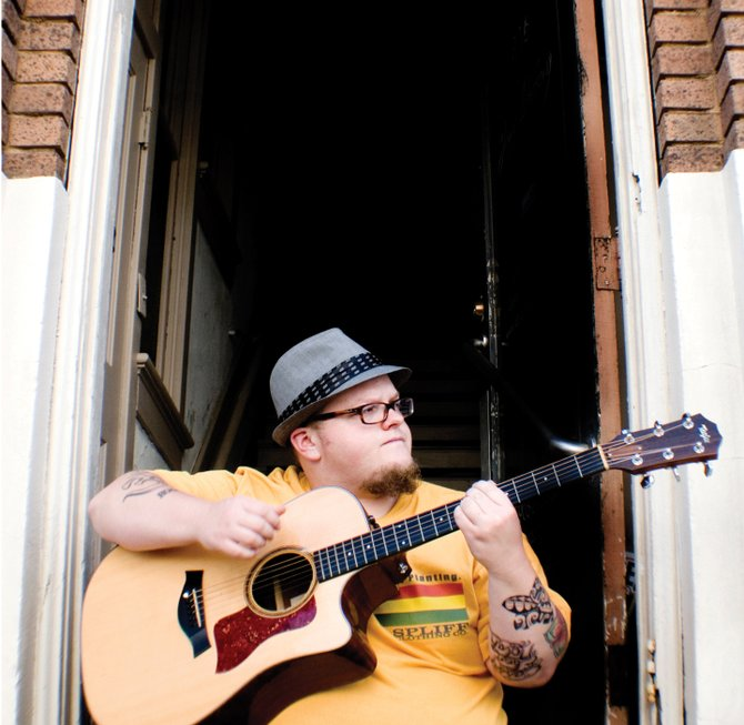 Cas Haley, a soul-reggae musician from Texas, opens for the Toubab Krewe at 9 p.m. today at Ghost Ranch Saloon. Tickets are $5.
