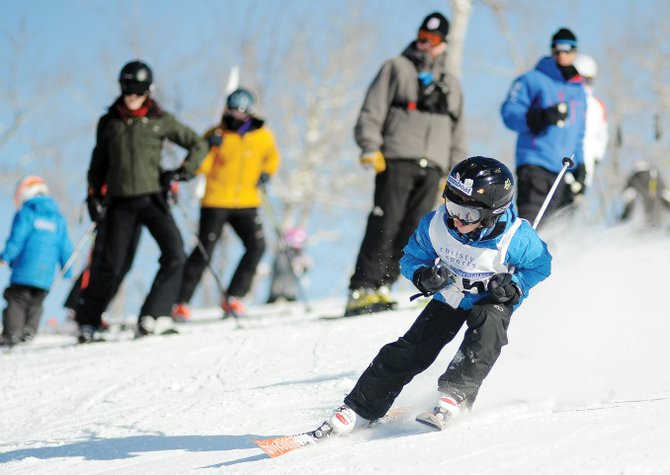 The Steamboat Springs Winter Sports Club, organizers of the annual Winter Carnival, is about more than Olympic appearances. The clubs true mission is to help young skiers and riders become successful in life on and off the slopes.