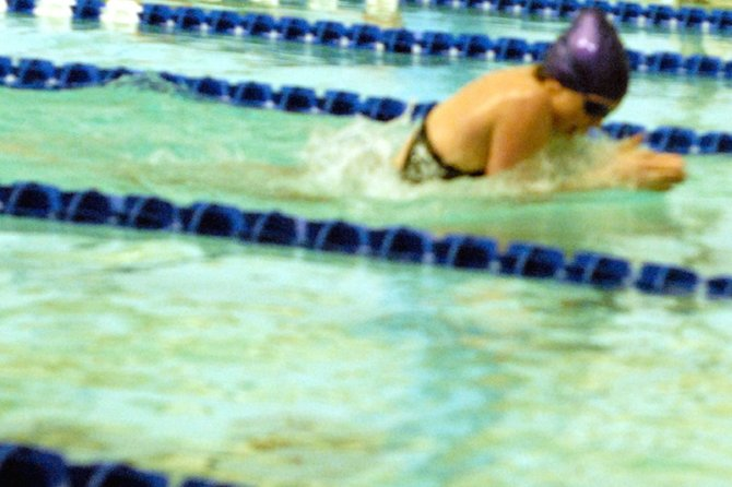 The Moffat County High School girls varsity swimming team's 200-medley relay team qualified for state Saturday at the Delta Invitational, beating the 4A qualifying time by .01 seconds. The Bulldogs will compete in the Western Slope League meet Friday and Saturday at Mesa State College.