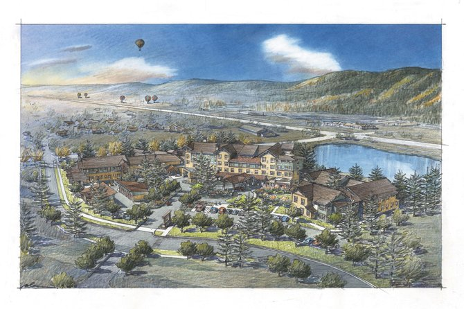Development managers for Casey's Pond Senior Living hope to submit their final permit application to the Steamboat Springs Planning Department later this month.