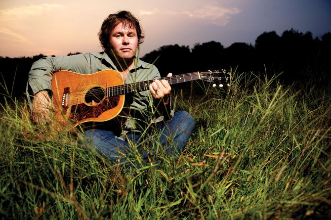 Neo-folk rocker Martin Sexton returns to Steamboat tonight for the first time in two years. He plays at about 9 p.m. at Ghost Ranc