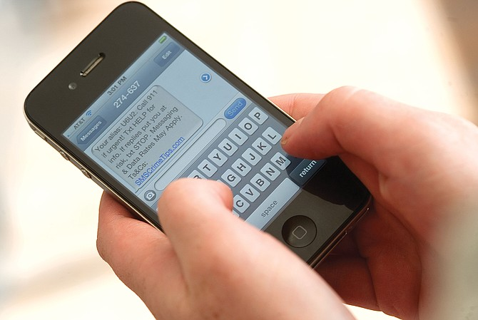 Grand Futures Prevention Coalition is introducing a Text-A-Tip program in Routt, Moffat and Grand counties. The software allows all county residents to report non-emergency incidents anonymously.