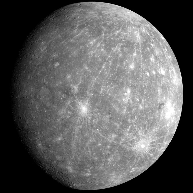 mercury pictures from nasa - photo #5