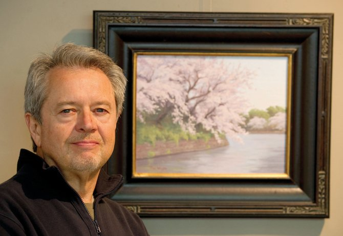 Local artist Phil Wright's idea to use his art to help support the Japanese Red Cross has gained momentum with other members of the Artists' Gallery of Steamboat who have contributed pieces to a drawing and sale.