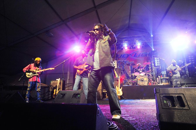 Reggae legend Bob Marley's former band, The Wailers, plays the Closing Day party at Steamboat Ski Area and the final Bud Light Rocks the Boat free concert along with Katchafire starting at 2 p.m. Sunday in Gondola Square.