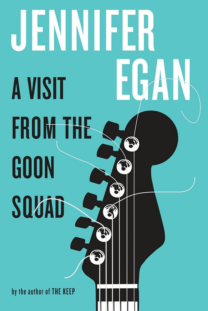 &quot;A Visit From the Goon Squad&quot; by 2011 Literary Sojourn author Jennifer Egan will be the topic of a book club discussion and a Story-time for Grown-ups reading Tuesday. Both events are at Bud Werner Memorial Library.