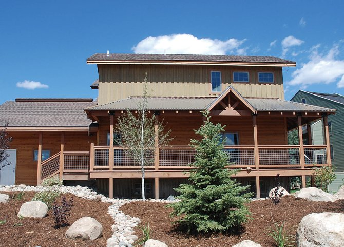 The Aspens at Walton Creek saw its first developer sale in a year this week. The project broke ground in 2007.