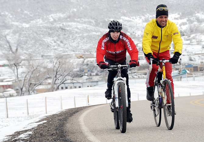 Tammy Jacques-Grewal and Rishi Grewal will serve as coaches for the Steamboat Springs Winter Sports Club's cycling program. They bring a lot of experience to the club, each having served long stints as professional cyclists in road and mountain biking.