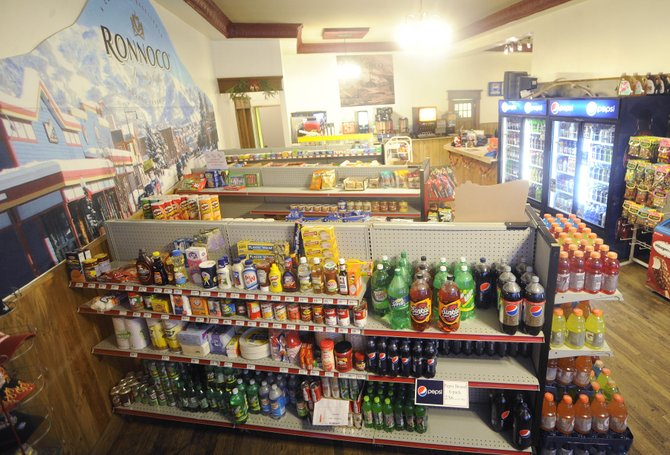 Mountain Market in Oak Creek will close Saturday. Owner P.K. Baldwin said she is closing the business because of health problems.