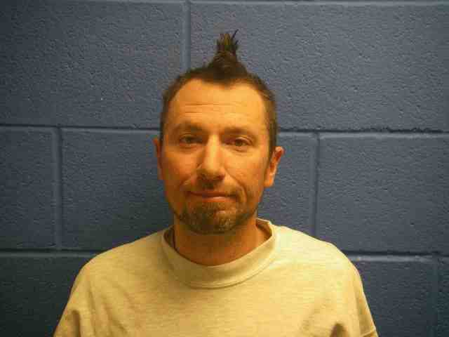 Oak Creek Town Board member Lawrence Jaconetta was booked into Routt County Jail on Friday morning.