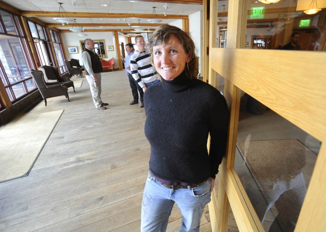 Kristin Bantle started work April 1 at the Steamboat Springs Police Department after a 13-year career at the Mason County Sheriff's Office in Ludington, Mich.