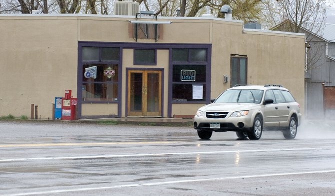 David Mansbridge, a Chicago native who lived in Aspen in the 1970s before moving to the East Coast about 30 years ago, said he hopes to open Daddio's Bar & Grill in mid-June at this location in Milner, west of Steamboat Springs.