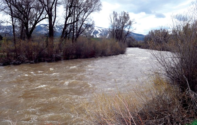 The Upper Yampa Water Conservancy District is planning to update its master plan of the Yampa River in case of a drought.