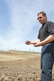 Craig native Gregg Kolbaba is developing the Thunder Ridge Motor Sports Park south of Craig. Kolbaba said the main two things he will focus on when his stock car track opens June 24 would be fans and racers.