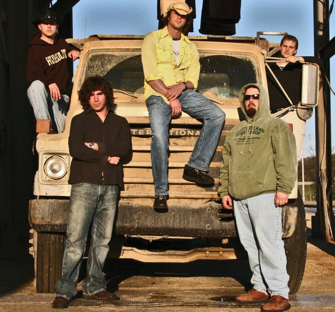 The Mighty Short Bus, a southern rock and soul band from Madison, Wis., plays a free show at Ghost Ranch Saloon on Saturday night.