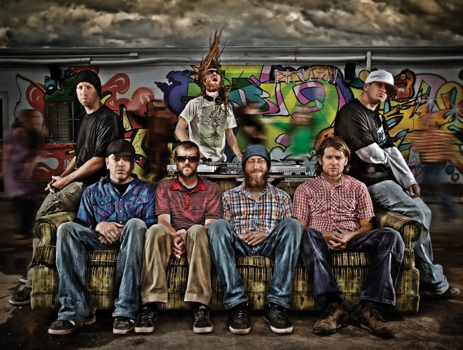 Fort Collins-based reggae dub band Peace Officer raps and sings about social consciousness and empowerment. They play a free show at Ghost Ranch Saloon at 10 p.m. Friday.