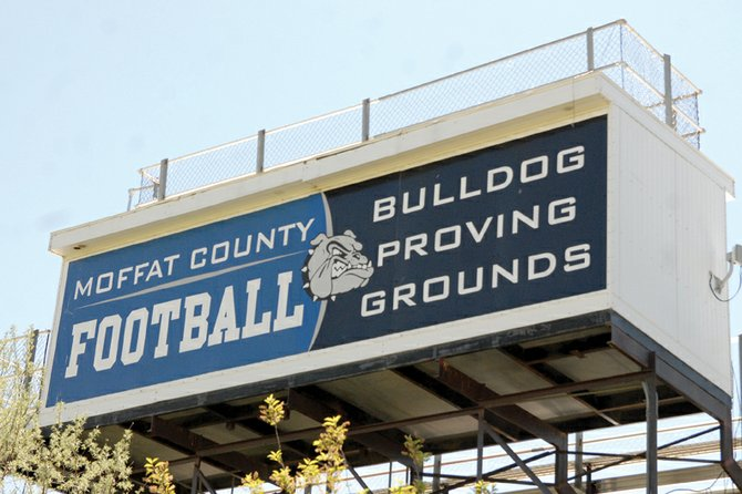 Moffat County High School officials are hoping to hire a new athletic director by the end of next week to give the new administrator time to prepare for the Bulldogs' fall sports slate. The position will also include an assistant principal title.