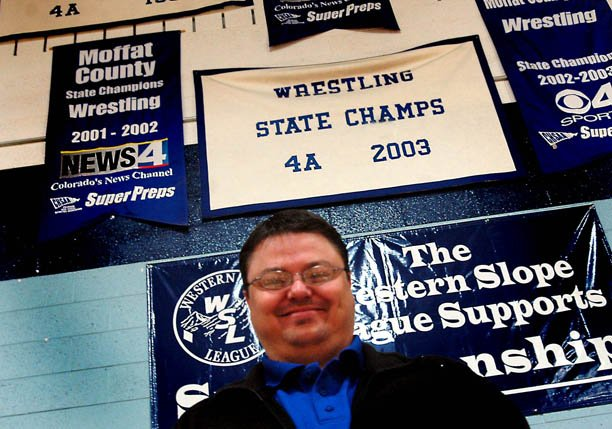 Jeff Simon, pictured above, was chosen by the Moffat County School District as the new Moffat County High School athletic director/assistant principal this week. Simon, who served as the Bulldogs' athletic director from 2005 to 2007, said he feels prepared to take on the tasks that come with the position.