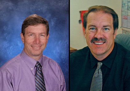 The Steamboat School Board has chosen Bradley Meeks, a superintendent with the Farmington Area Public Schools in Minnesota, and Lance Villers, the superintendent of the 500-student Custer County School District in Westcliffe as finalists for the Steamboat Springs superintendent position.