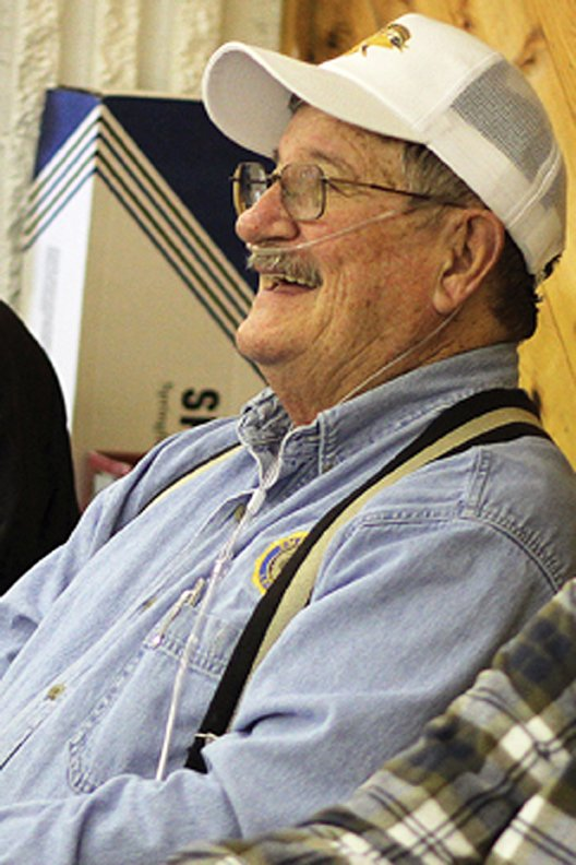 Mel Shockley, commander of the Mark Anthony Evans-Lawton American Legion Post 62 in Craig, is retiring from his position at the end of the month. The American Legion hosted an election for new officers Tuesday. Post member Jake Garcia will replace Shockley effective July 1.