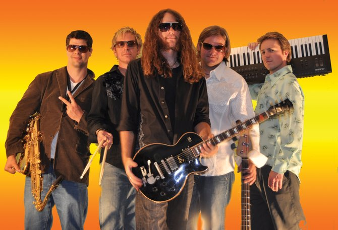 The Demon Funkies, a rock 'n' roll funk band