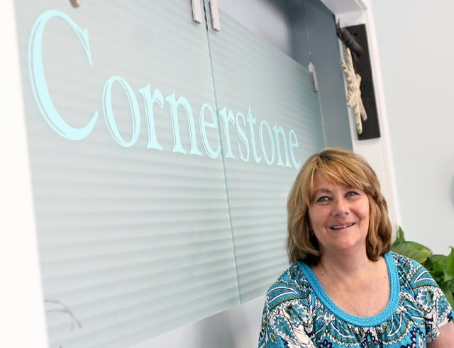 "Kim Cox, a Realtor with Cornerstone Realty, has been named the best Realtor in the Craig Daily Press' 2011 Best of Moffat County contest. Cox said she enjoys helping clients find their ""dream home."""