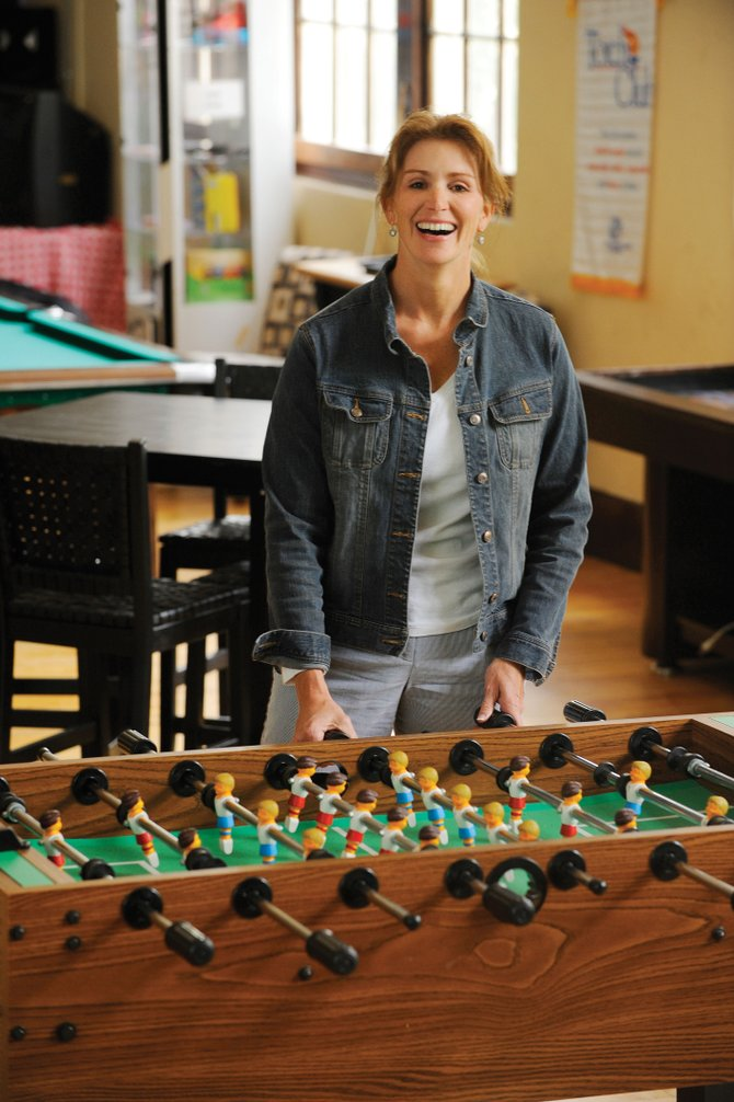 Heather Martyn, 37, founded the Boys &amp; Girls Club of Steamboat in June 2009 at the George P. Sauer Human Services Center on Seventh Street to provide healthy, out-of-school alternatives to youths in town. 