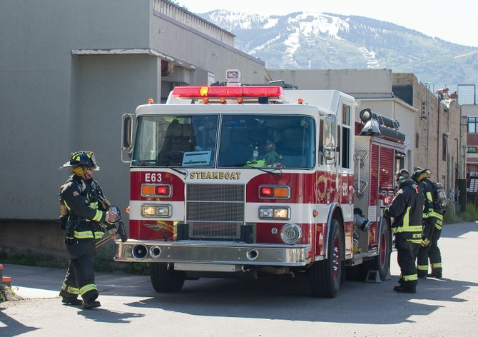 Enforcement of Steamboat's false alarm law began Aug. 1 and outlined potential penalties for alarms triggered falsely. Since the law has come into effect, the city's fire engines have had to make less unnecessary trips through the city's streets.