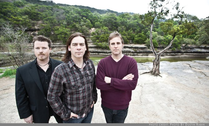 Canadian folk rock band Great Big Sea performs Saturday night at Strings Music Pavilion.