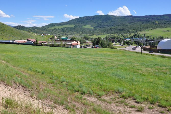 The Yampa Valley Housing Authority voted Thursday to not seek a property tax that could have generated $395,000 annually for the organization. The Housing Authority also changed the listing price for their undeveloped Elk River Village property, pictured above, from $2 million to $1.5 million.