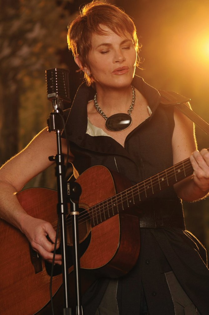 Grammy award winning singer/songwriter Shawn Colvin visits the Strings Music Pavilion for the first time Friday.