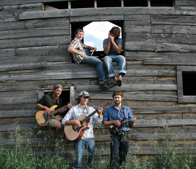 Missed the Boat will be one of 11 bands playing the Hot Routt Music Festival at Sweetwater Grill. The festival starts at 11:30 a.m. Saturday with Organstein.