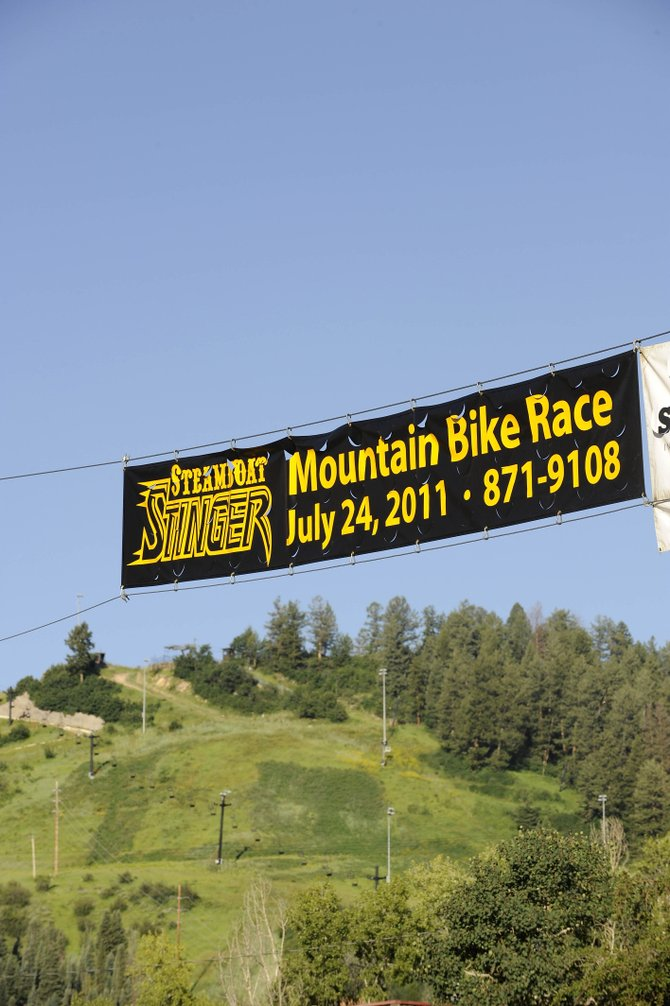 The inaugural Steamboat Stinger Mountain Bike Race begins at 8 a.m. Sunday. The race is showing an increased interest in endurance mountain bike races. 