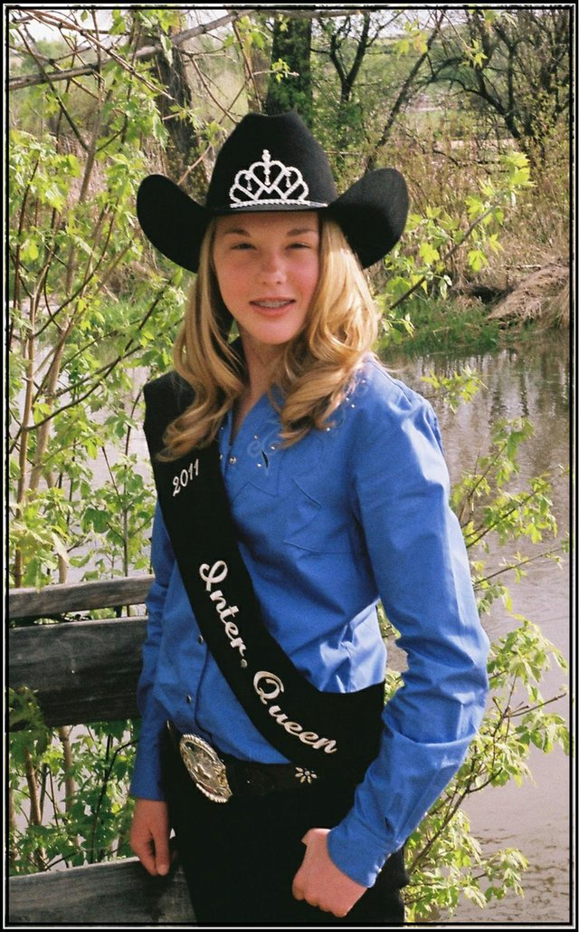 Moffat County Fair Intermediate Queen