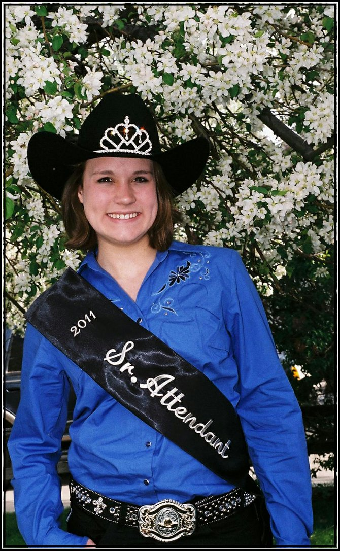 Moffat County Fair Senior Queen Attendant