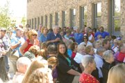 About 300 Craig and Moffat County residents attended Monday's ribbon-cutting ceremony for Colorado Northwestern Community College's new Craig campus.