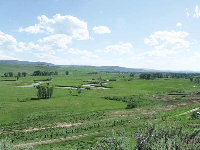 The Colorado Cattlemen's Agricultural Land Trust partnered with the Routt County purchase of development rights program to use a creative double real estate sale to preserve more than 200 acres along Elkhead Creek just east of Moffat County.