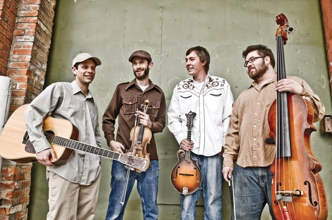 Head for the Hills, an Americana bluegrass band from Fort Collins, closes the Strings Music Festival with a performance Saturday at the Strings Music Pavilion.