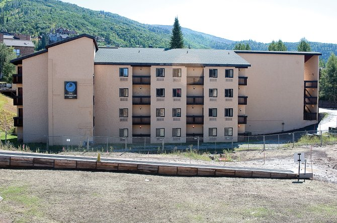 The city of Steamboat Springs is working with a team intent on redeveloping the Ptarmigan Inn, which will help city officials test a new planning process.