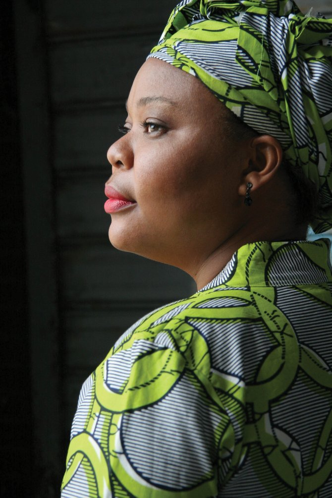 "Leymah Gbowee, a Liberian peace activist, is the subject of ""Pray the Devil Back to Hell,"" the film that will kick off the third Community Cinema Series. The screening takes place at 6:30 p.m. Thursday in Library Hall at Bud Werner Memorial Library."