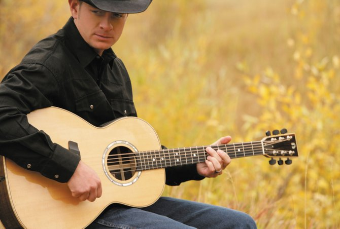 Western singer-songwriter Brenn Hill returns to Steamboat Springs for a seventh year to perform at two events this weekend. On Saturday, he performs at a trail ride and intimate show at Vista Verde Ranch, and he will perform again Sunday at the 4-H Scholarship fundraiser at Saddleback Ranch.