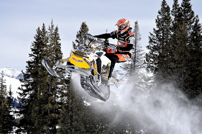 Wes Chapman, a Moffat County High School senior, will compete for Snowfire Racing, a national snocross team based in Pinedale, Wyo., during the 2011-12 season. Chapman and the team will run the International Series of Champions national schedule, which includes races in Michigan, Minnesota and North Dakota.