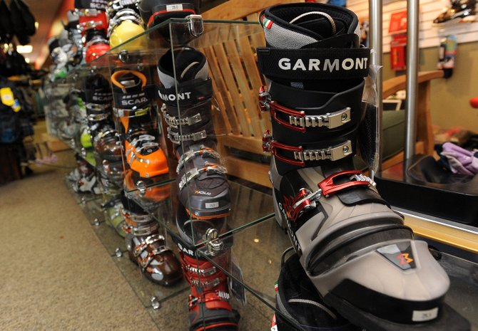 Alpine touring boots and bindings have become more comfortable and reliable, and the industry has taken notice, with new products flooding the shelves at Steamboat Springs ski shops.